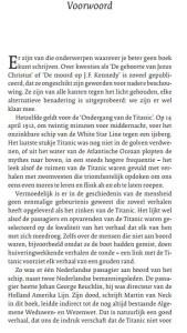 Voorwoord Bert Wagendorp pagina 1