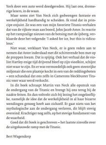 Voorwoord Bert Wagendorp pagina 3
