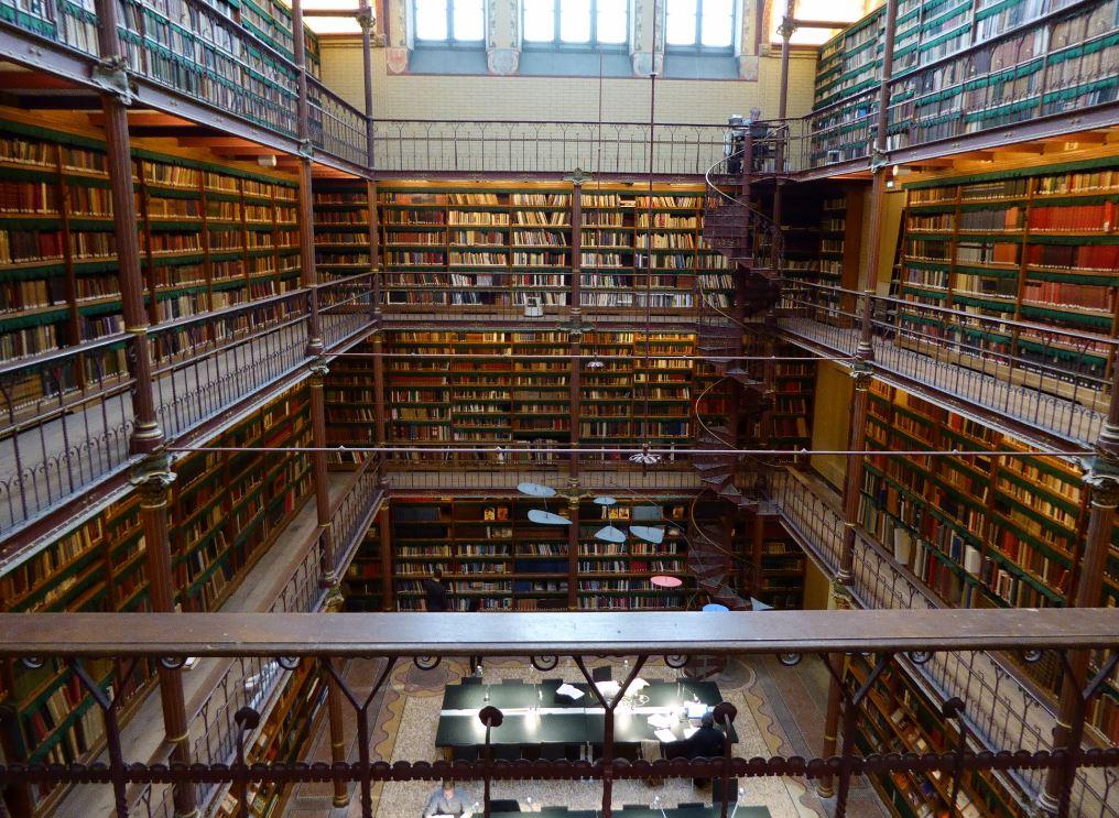 rijks bibliotheek