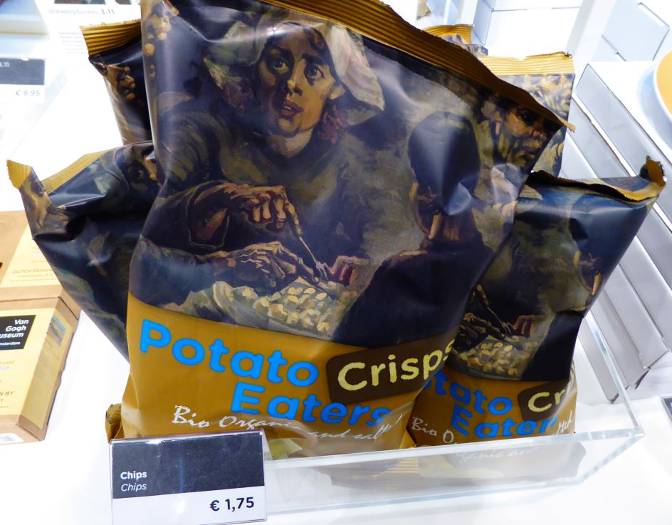 van gogh chips