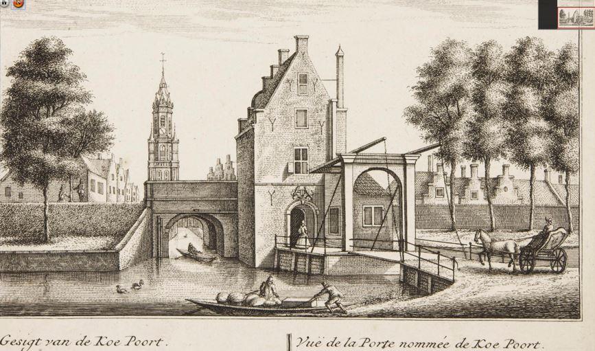 Koepoort 1736