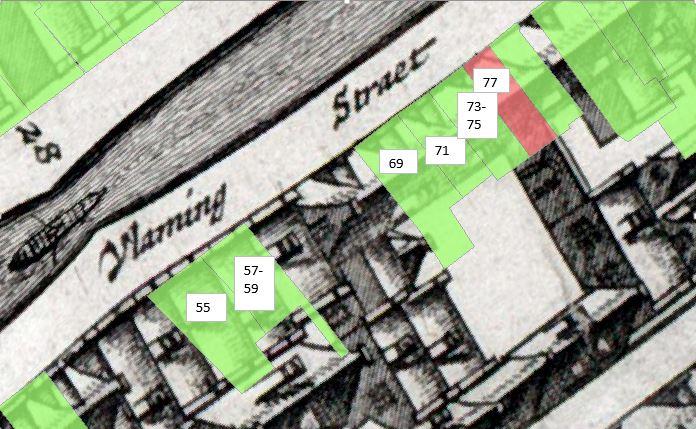 kaart fig met kadaster