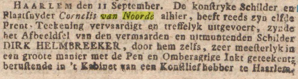 noorde 1772