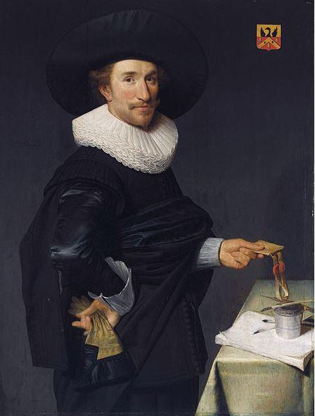 notaris portret
