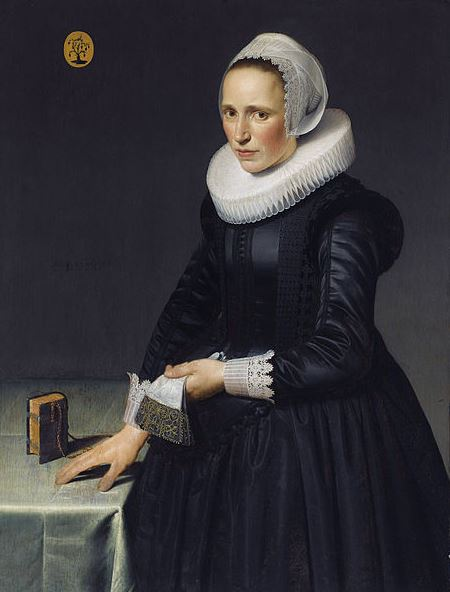 portret vrouw notaris