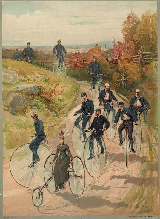 1 fiets