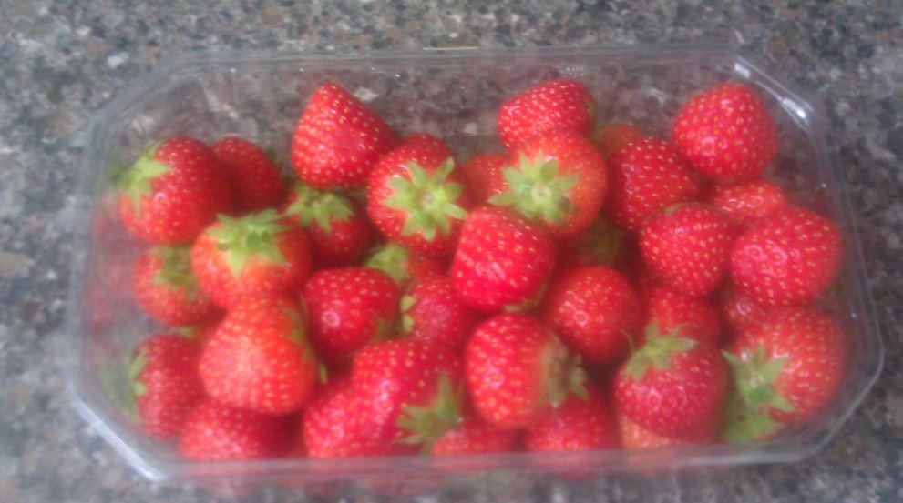 aardbeieen