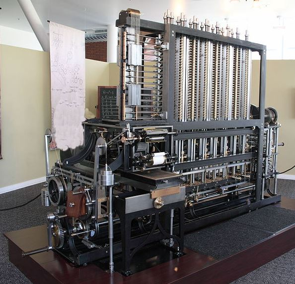babbage-diff-engine