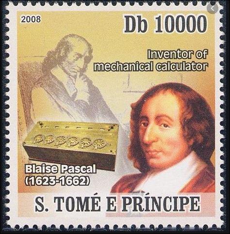 18 bbpascal postzegel