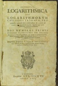 Briggs logaritmeboek