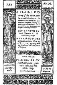 John Napier boek