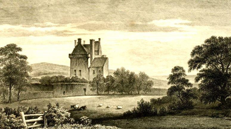 Napier Merchanston Castle