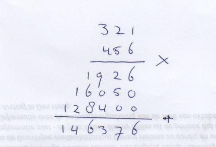 Napier berekening 1