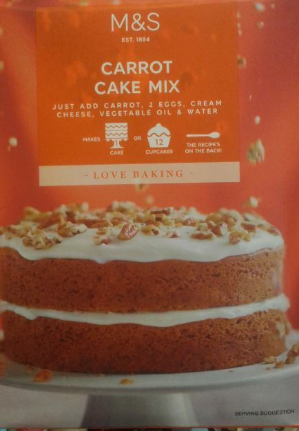 0000 carrot mix