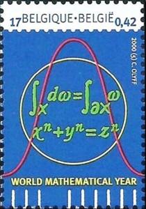 Ishango postzegel