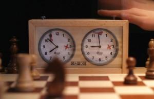 schaakklok