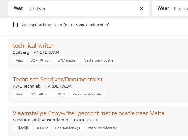 00000 schrijver