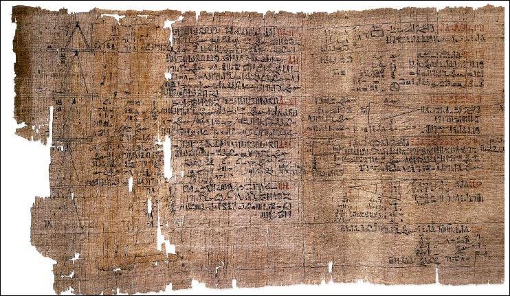 0 Rhind papyrus 2