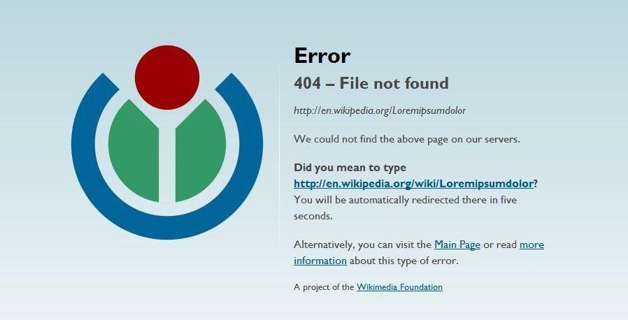 404 wiki