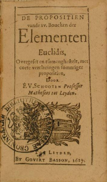 Euclides elementen