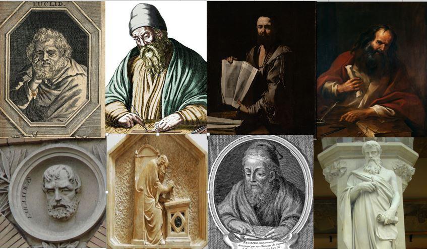 Euclides portretten