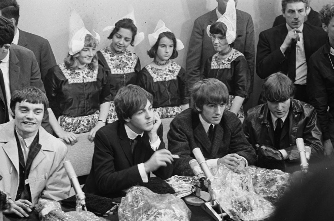 Beatles in Holland 1964
