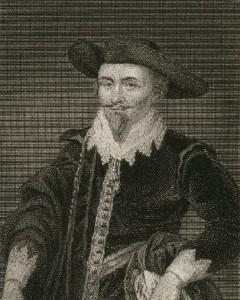 Richard Brathwait portret