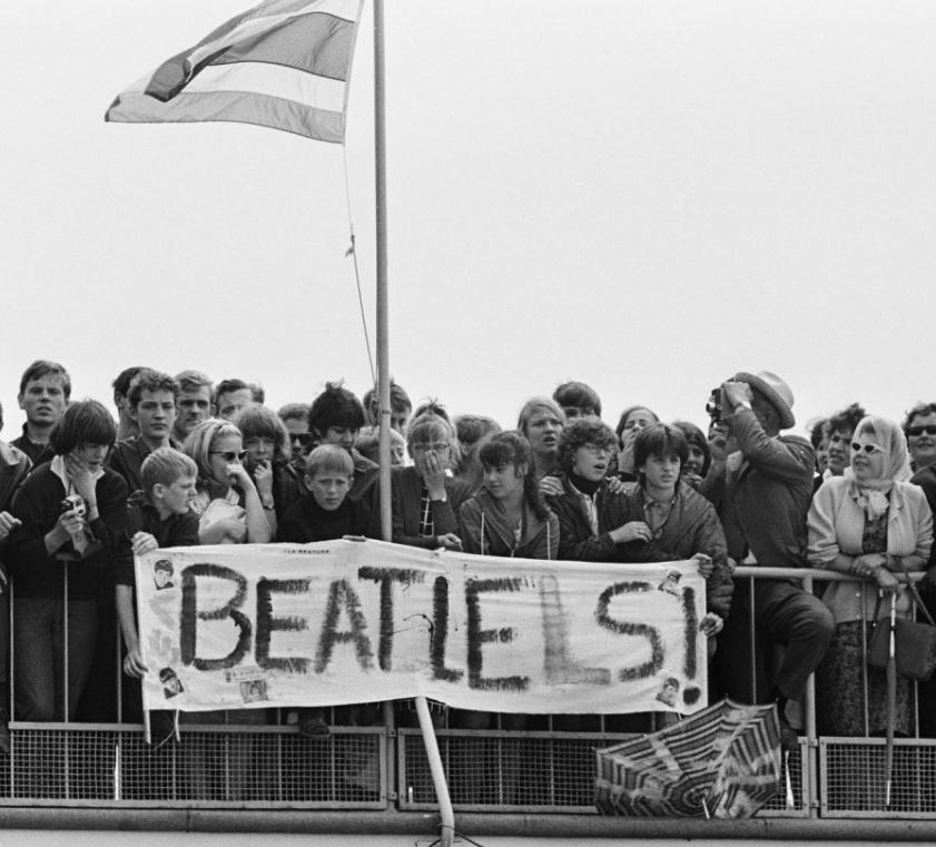 beatles in Holland 3