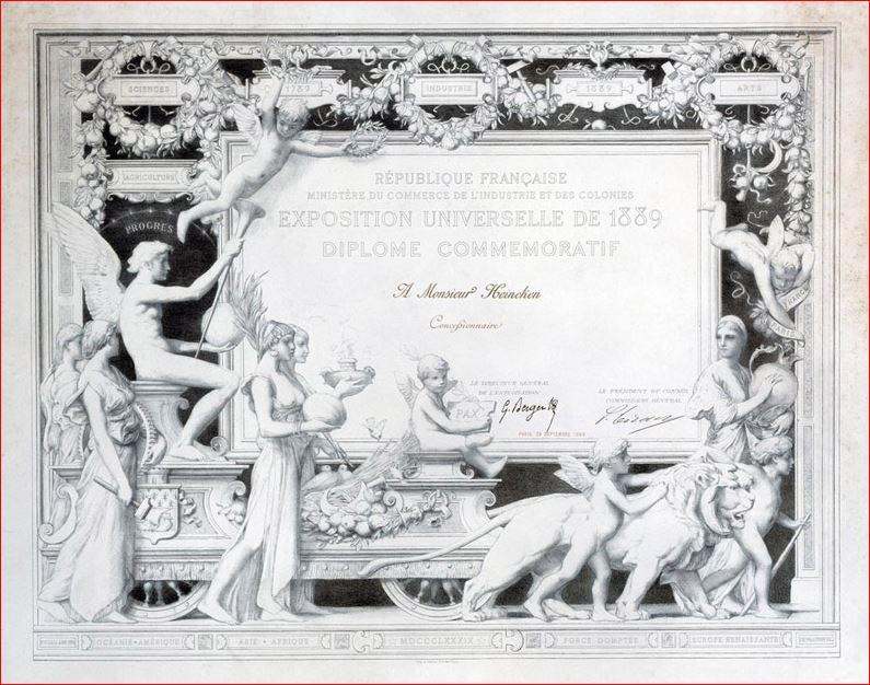 00000 0 heineken 000 diploma