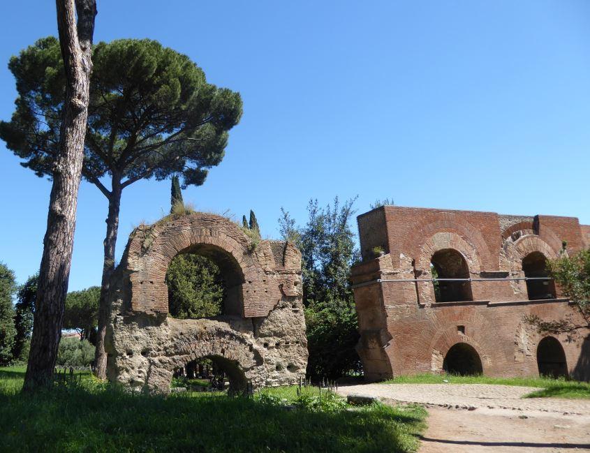 0 rome aquaduct