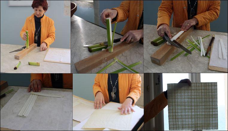 1 maken papyrus