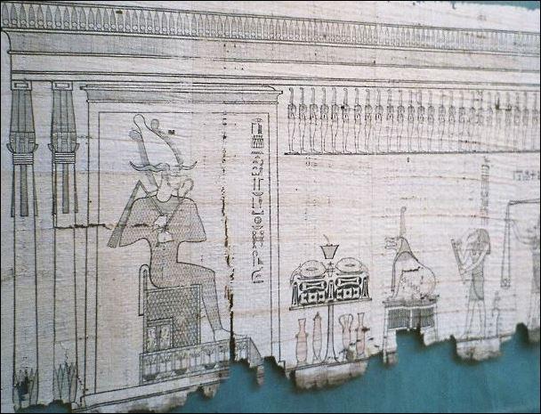 1 papyrus afbeelding