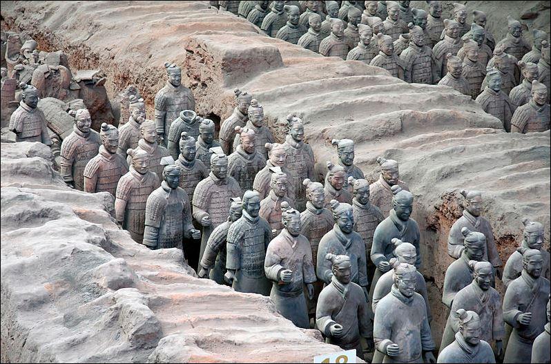 1 terracotta leger