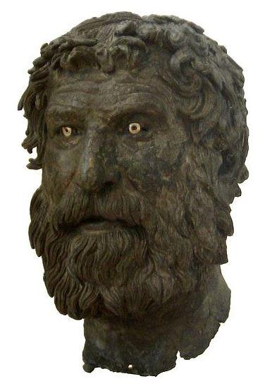 antikythera beeld 2