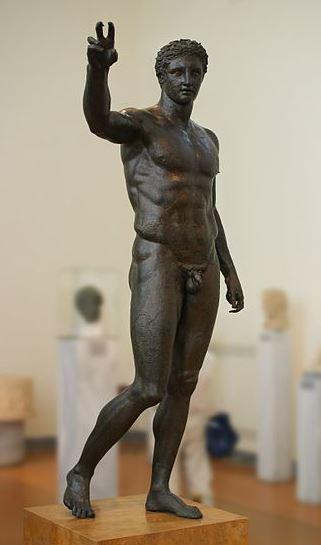 antikythera beeld
