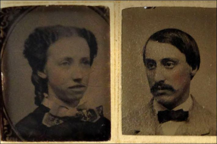 Isabelle Gardner en echtgenoot