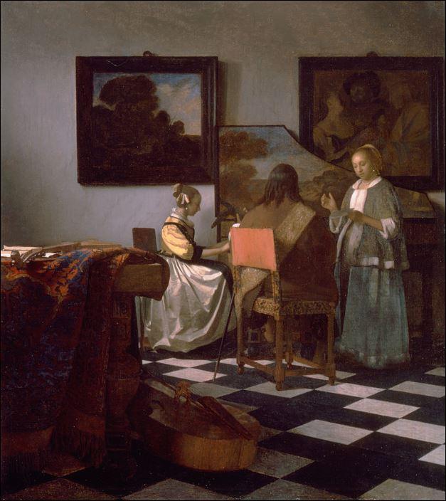 Vermeer gestolen