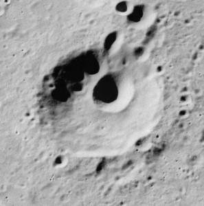 8. Zhang Heng krater