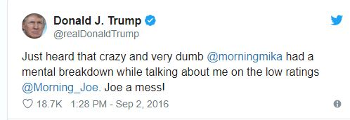 000 trump dumb