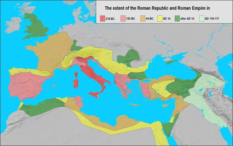 0 Romeinse Rijk 2