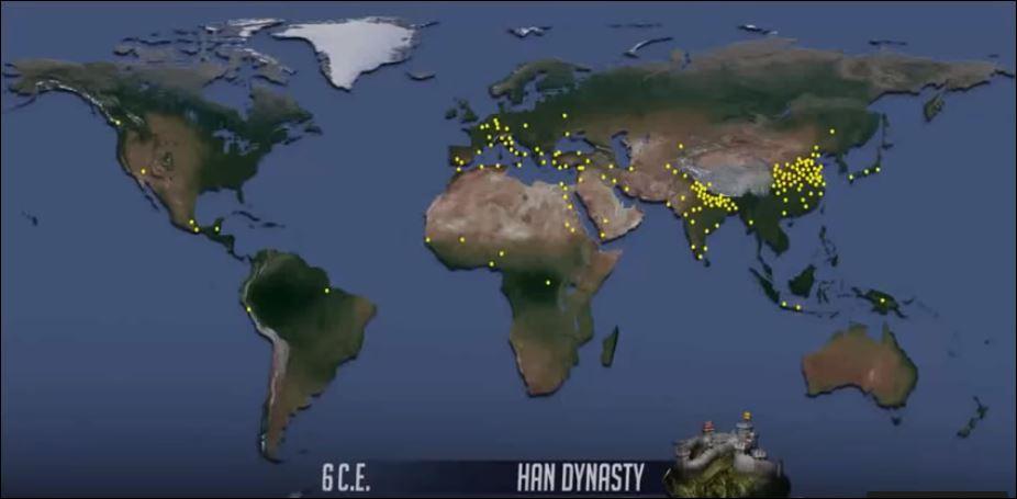 1 wereldbvolking jaar 6