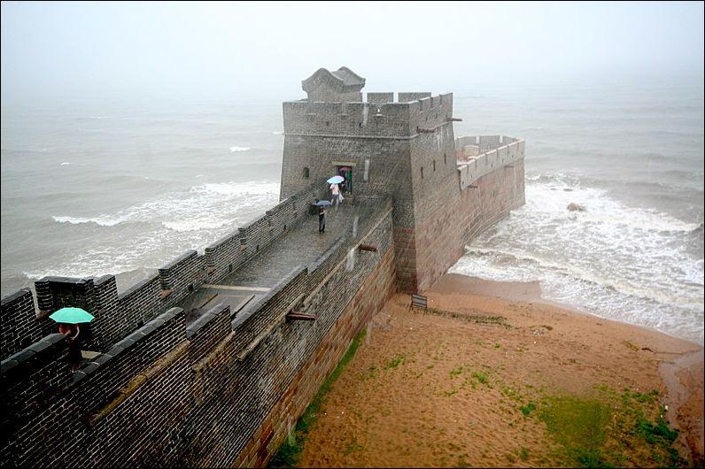 2 chinese muur