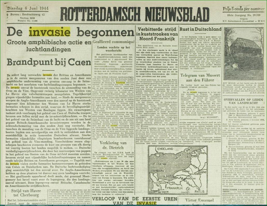 krant rotterdam