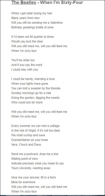 0000 64 lyrics