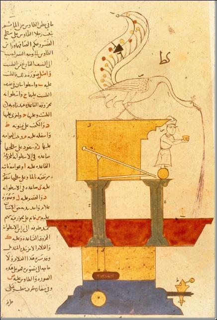 15 Al Jazari pauw