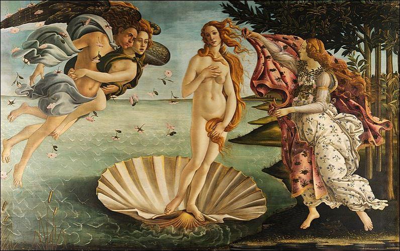 16 leonardo schilderij
