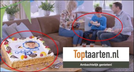 a taart