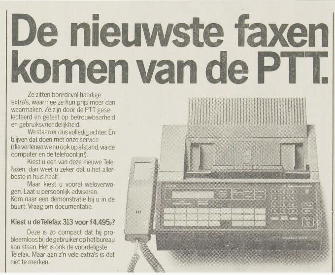 000 a fax 1988