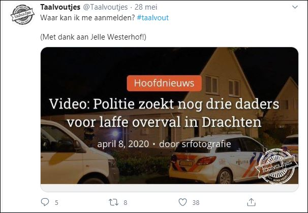 00000 0 1 0 taalfoutje 5