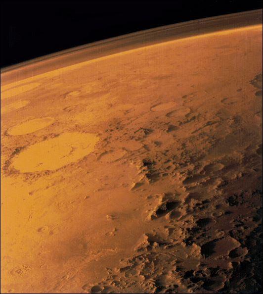 000000 kaart mars aarde atmossfeer